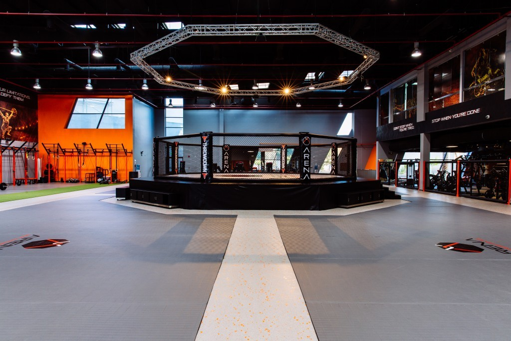 Personal training + MMA Studio Sydney Northern Beaches