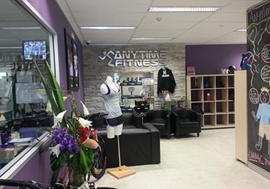 Anytime Fitness in Inner City of Darwin
