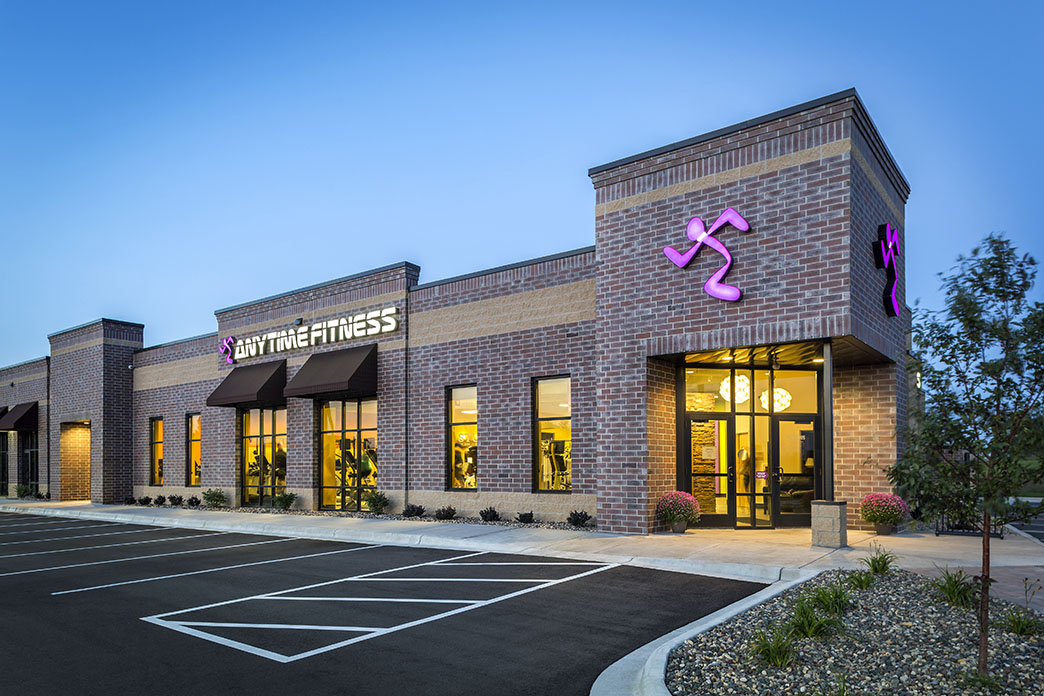 ANYTIME FITNESS - South Coastal Town of Melbourne