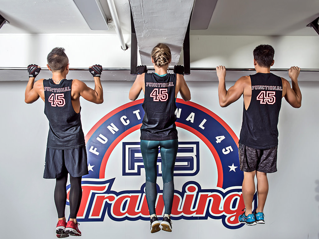 F45 FUNCTIONAL TRAINING - Inner Sydney City Suburb - Enquire Today!