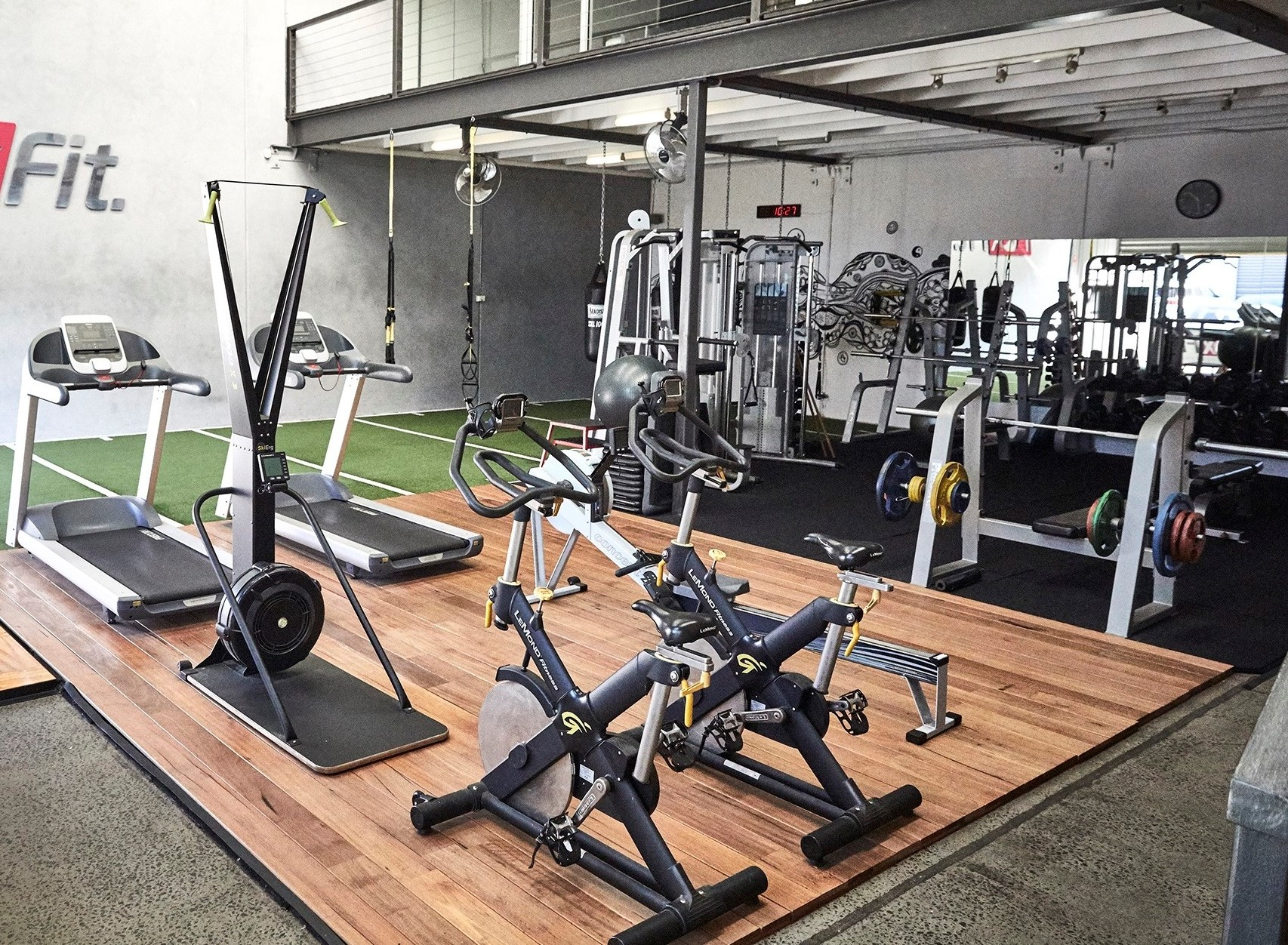 Fully Fitted-Out Personal Training Studio For Sale!