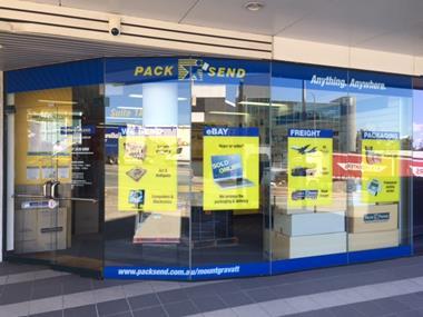 Courier, Freight, Shipping - PACK & SEND Mount Gravatt, QLD