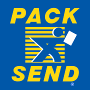 PACK & SEND Logo