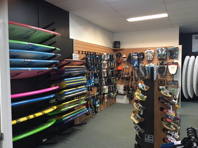 Major Retail Surf Shop for Sale