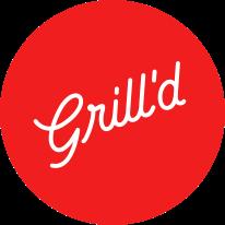 Grill'd Healthy Burgers Logo