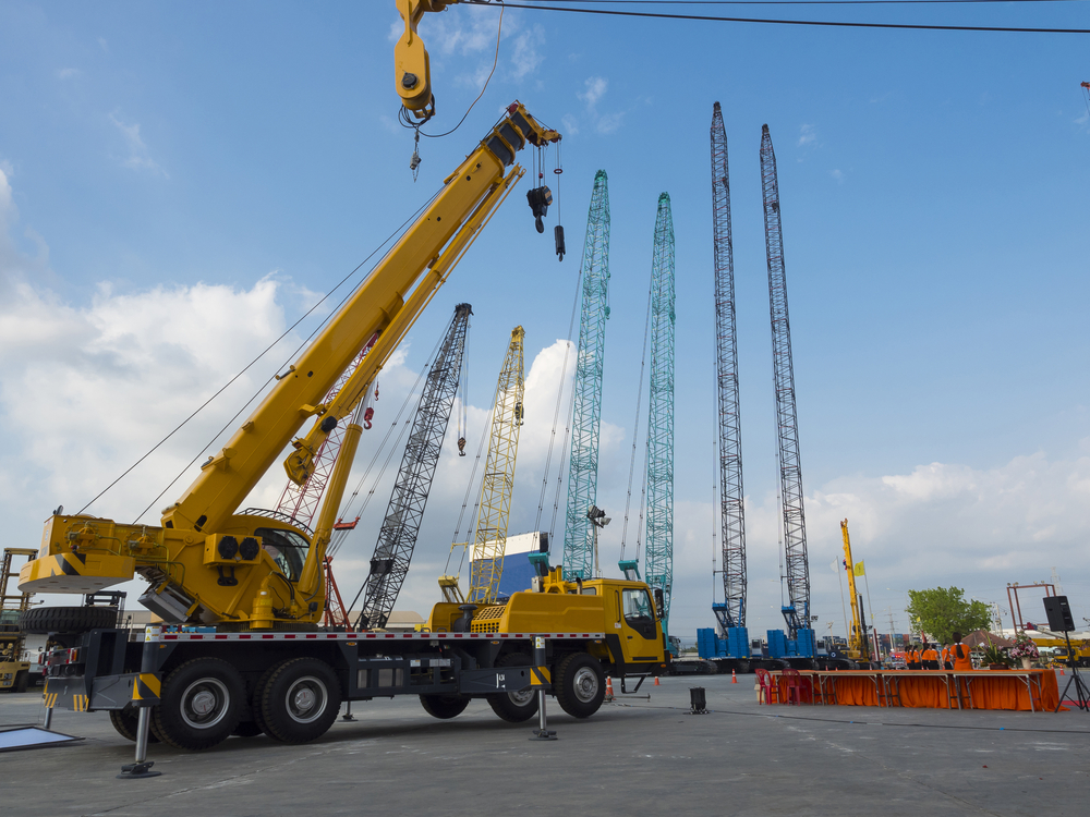 Mobile Crane Hire – High Growth Regions