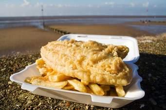 Fish & Chips Shop/ Take Away (Ref # R108)