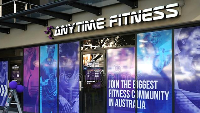 Anytime Fitness Franchise (Existing) – North Eastern Suburbs Melbourne