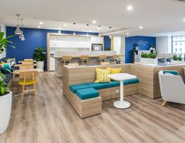 Coworking offices & flexible workspace business | Sydney
