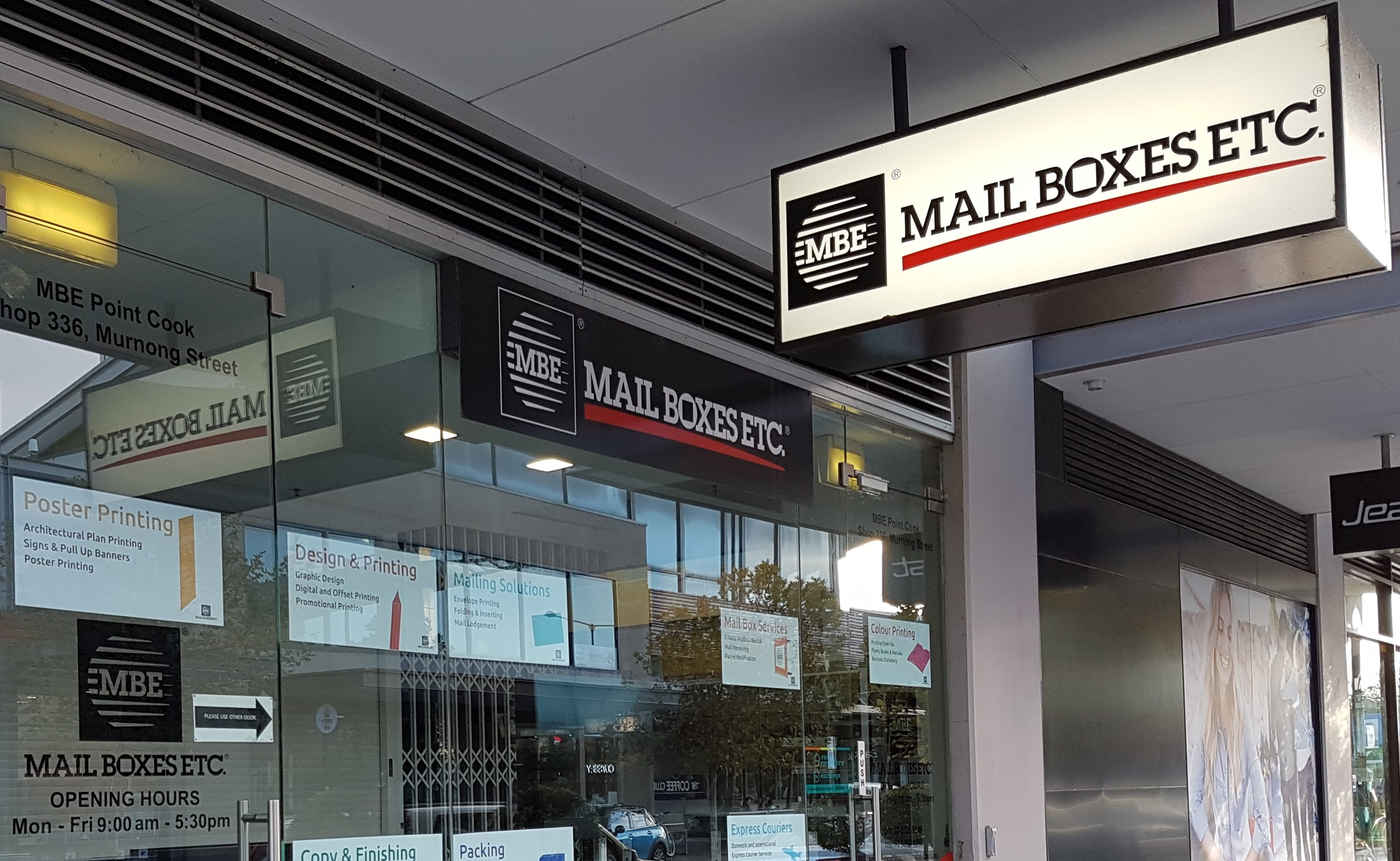 Post Office / Courier & Shipping / Printing / Innaloo WA