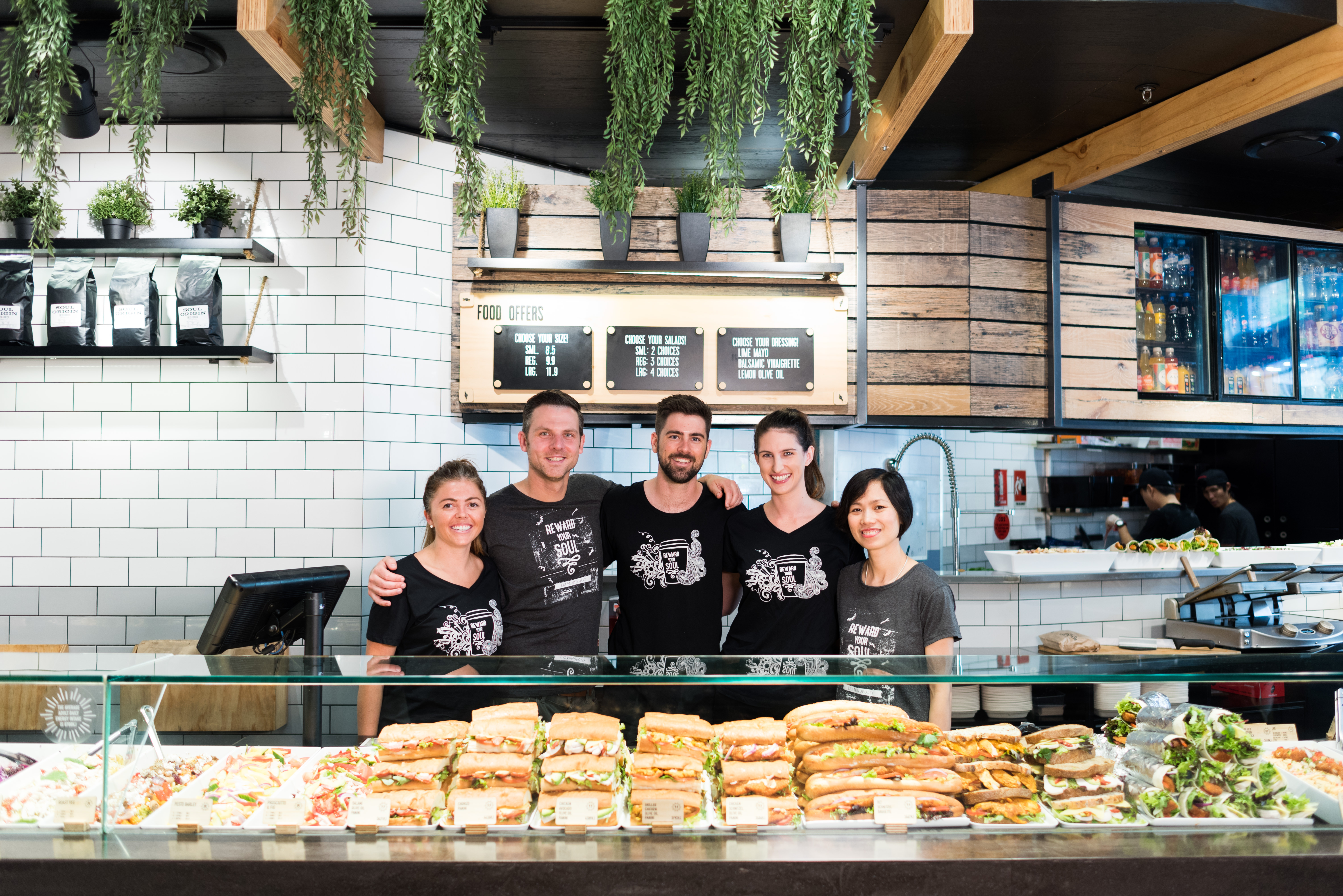 Soul Origin - Toombul QLD - Quality Coffee & Wholesome Food