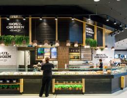 Midland Gate, WA - Fresh Health Food & Coffee Franchise