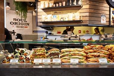 Soul Origin | Watergardens Town Centre | Healthy Fast Food Franchise