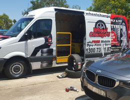 Looking to drive your own Wheel Change U Mobile Tyre Service & Retail Van ?