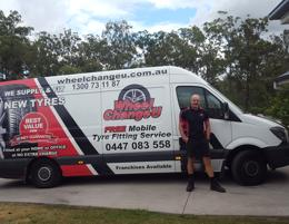 Looking to drive your future in 2021? Wheel Change U Mobile Tyre Franchise