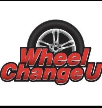 Wheel Change U Logo