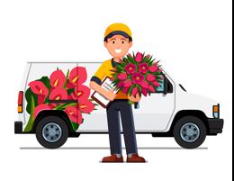 Easy to Operate Florist Delivery Service