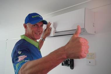 SANITAIR AIRCON CLEANING & SANITISING-$9995 inc Training,Equip,Uniform & Support