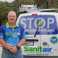 SANITAIR AIR CONDITIONING CLEANING -$9995 inc Training,Equip,Uniform & Support