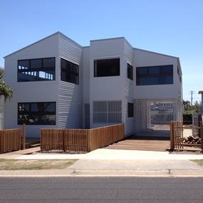 Factory Built Homes for Tourism and The Beach Business for Sale