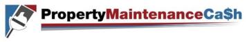 Property Maintenance Cash Logo