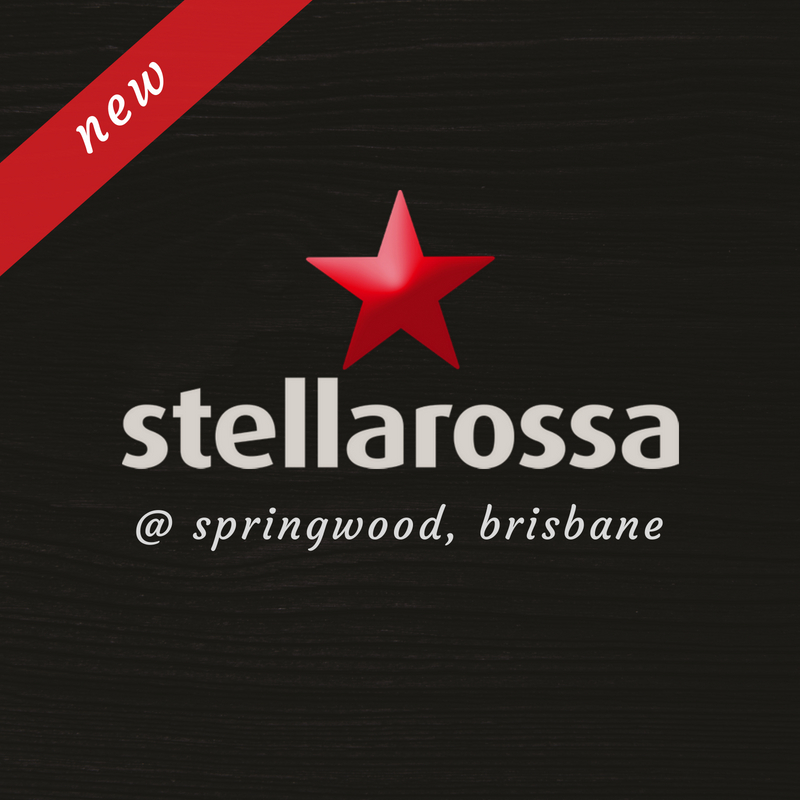 New Stellarossa Cafe - Chatswood Central, Springwood Qld