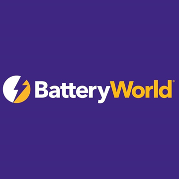 Battery World Logo