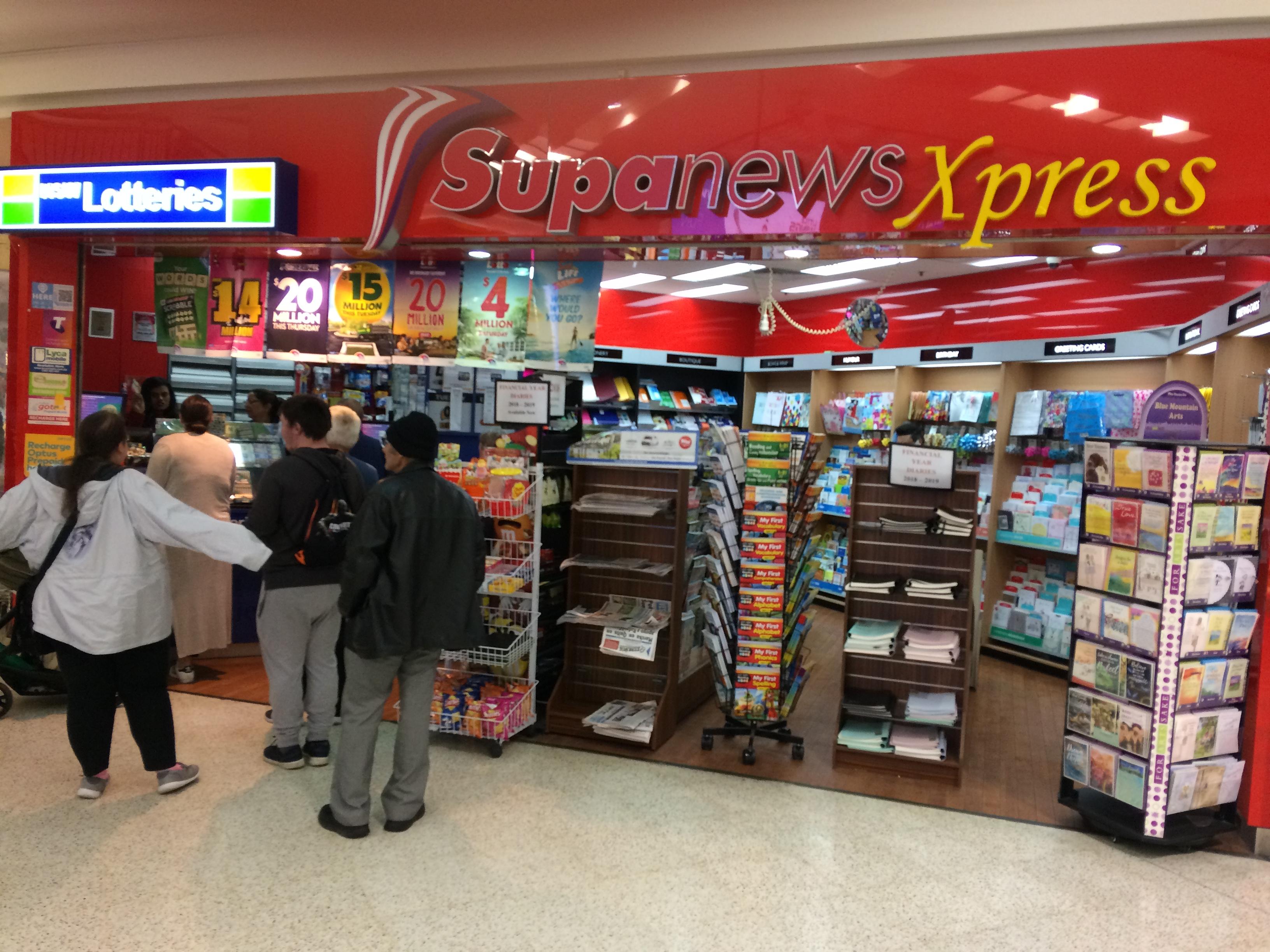 Established retail franchise for sale, Supanews  Bankstown Express