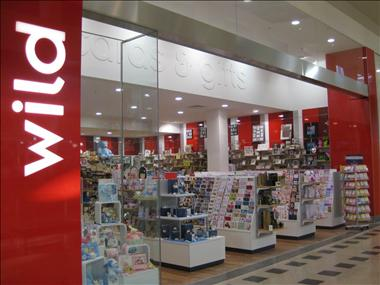 Established retail franchise for sale! Wild Cards & Gifts Knox City