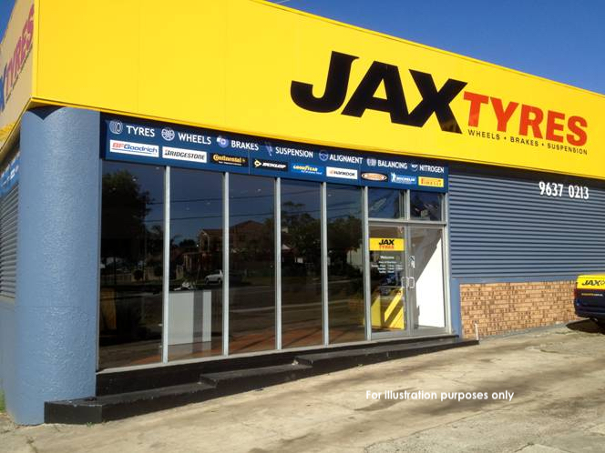 JAX Tyres ACT