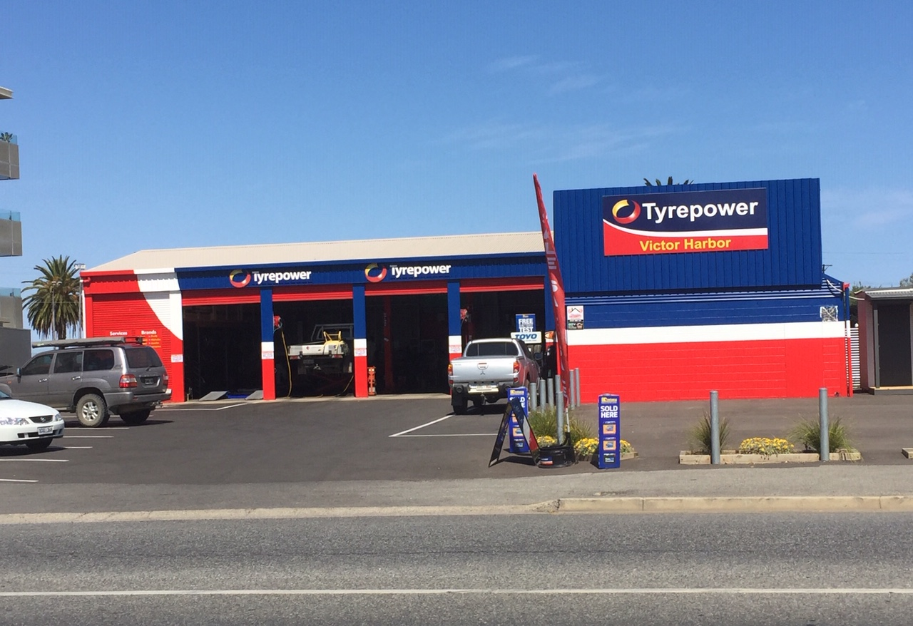 Tyrepower Victor Harbor SA Net profit to owner $195,000 p.a. in 2018