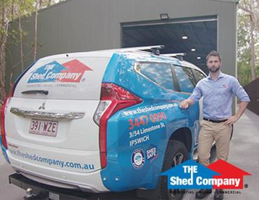 Profitable, Low Overheads, No Royalties - THE Shed Company -  Reg West Australia