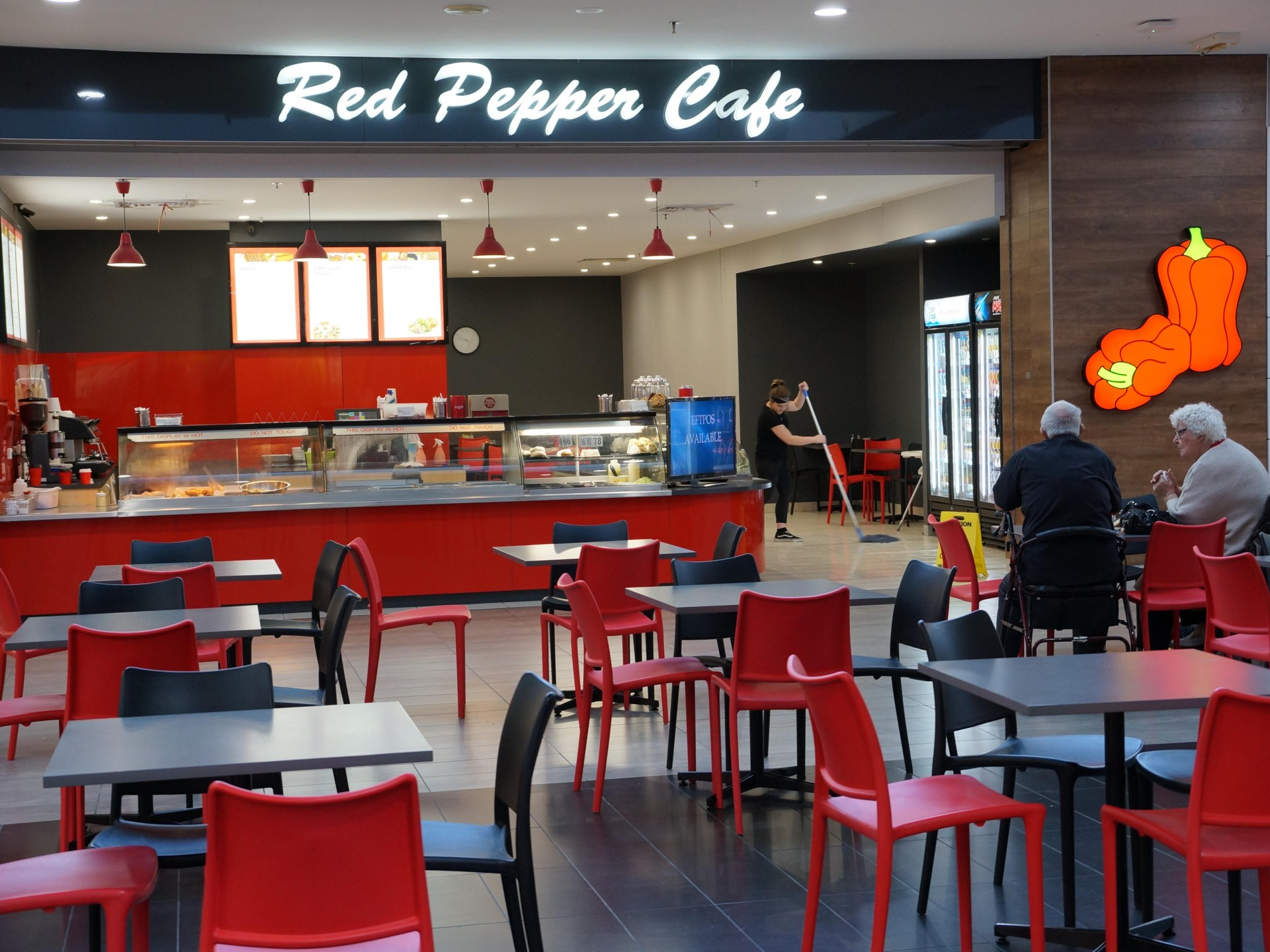Red Pepper Cafe, Bendigo For Sale