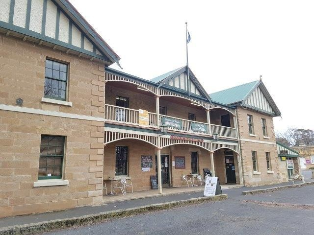 Historical Ross Hotel Tasmania, circa 1835, thriving freehold going concern, Off