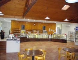 $20,000 average takings - Bakery & Cafe.