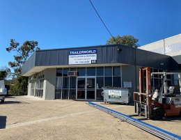 Trailerworld Price Reduced New Business Structure
