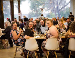 RESTAURANT OPPORTUNITY IN AN ICONIC WINERY (with wedding / function centre inclu