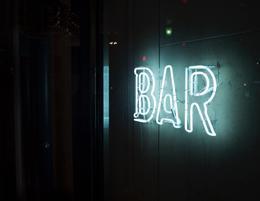 Iconic small bar in Perth CBD