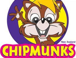 Children's Playland & Café Franchise  Chipmunks - Hobart