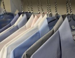 High Class and Long-Established Dry Cleaning Business