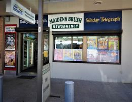 Maidens Brush Newsagency - Growth Potential for a Smart operator -Only $60,000 +