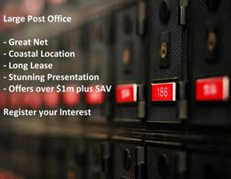 Lifestyle Post Office (Great Net) - BF