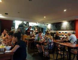 CAFE FUSION   MAS