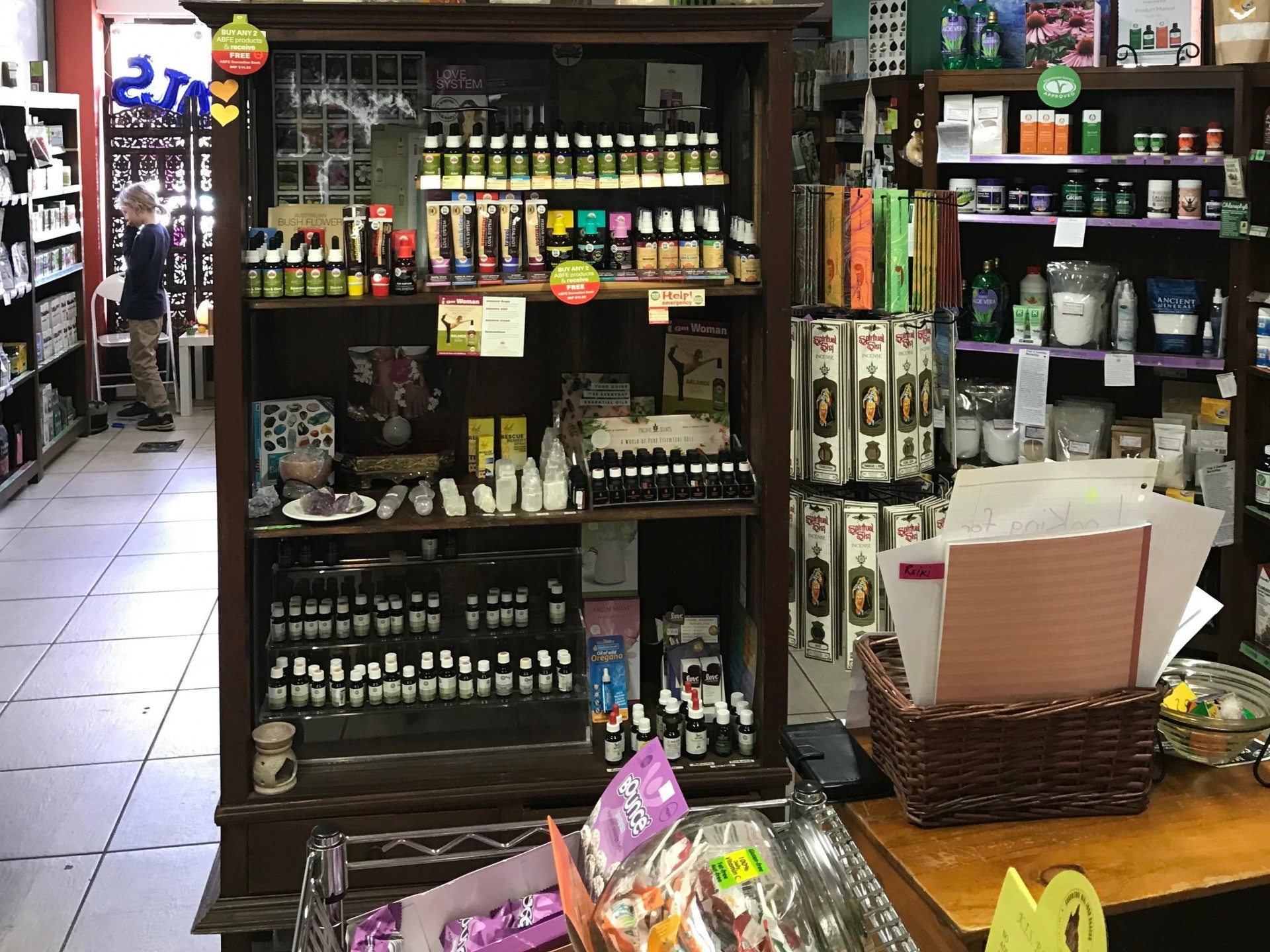 Popular Health Food Organic Shop in Noosa (for sale by MBS)