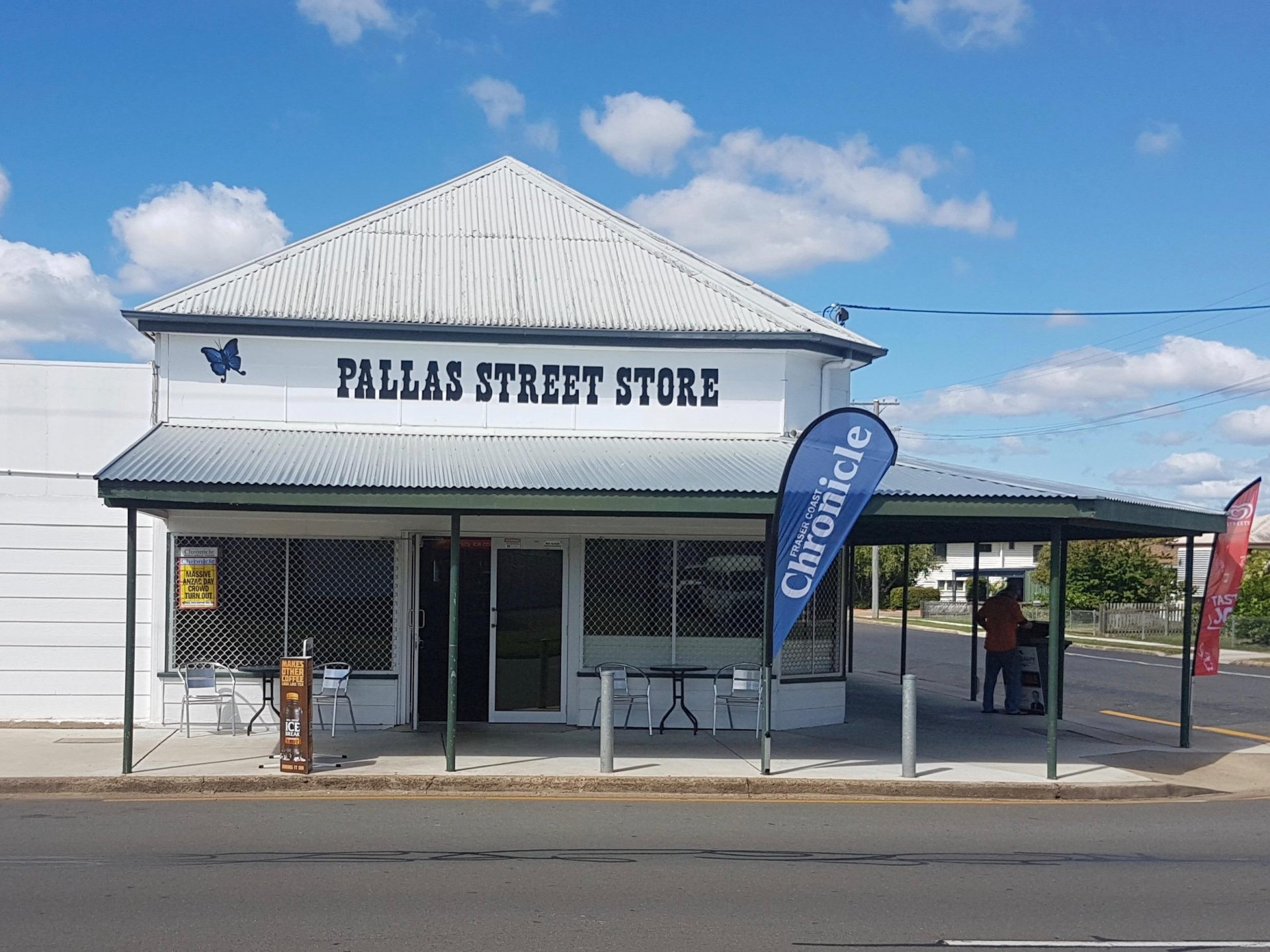 GENERAL STORE, FREEHOLD INCL  4 BEDROOM RESIDENCE