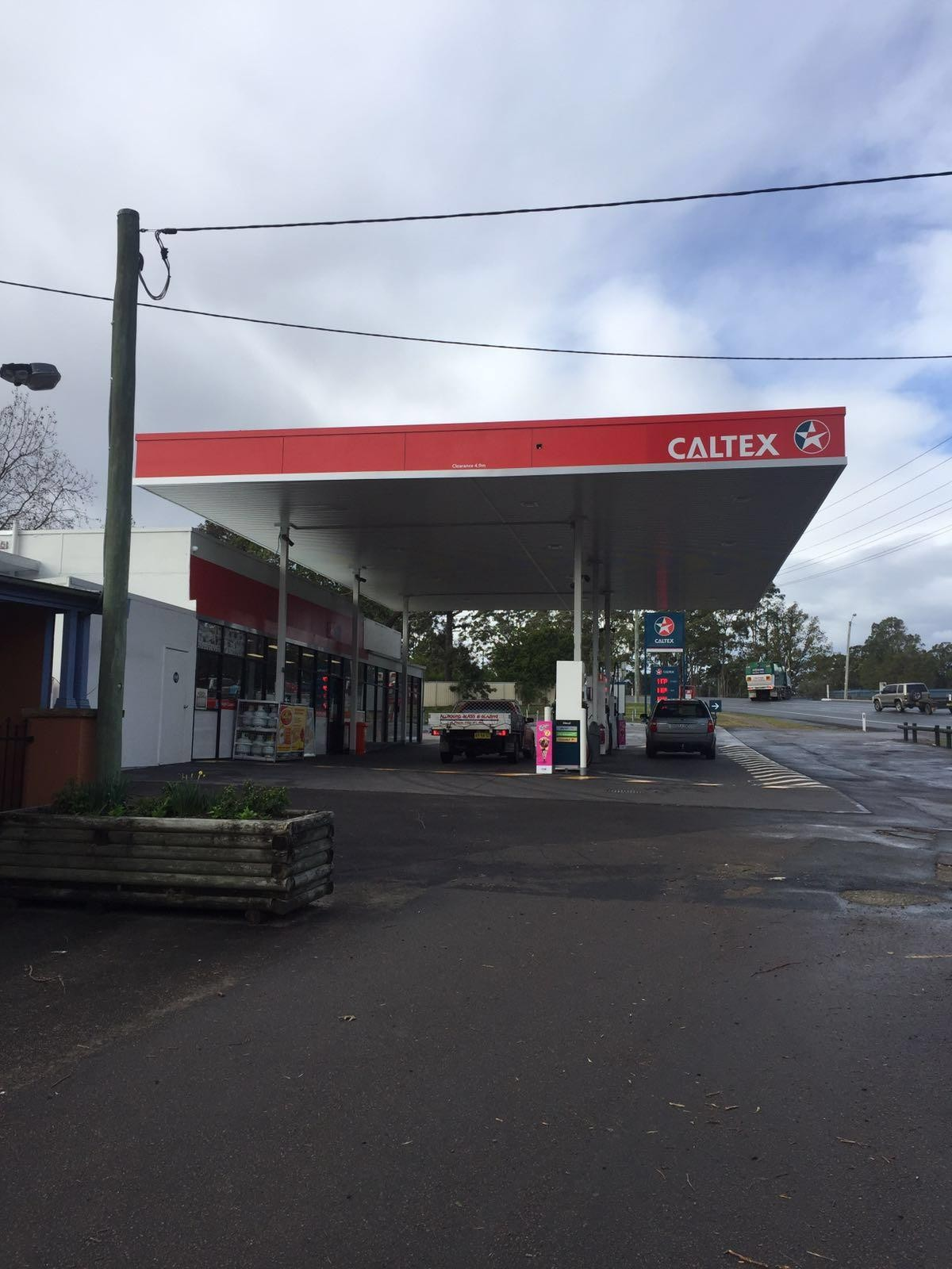 New Castle Region - Caltex Free Hold Site-$ 2.75 Mill -SBXA