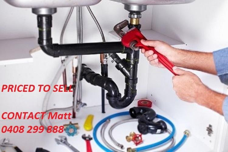 Plumbing Business - excellent returns - PRICED TO SELL