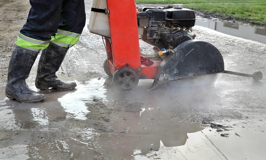 Concrete Cutting and Coring Business