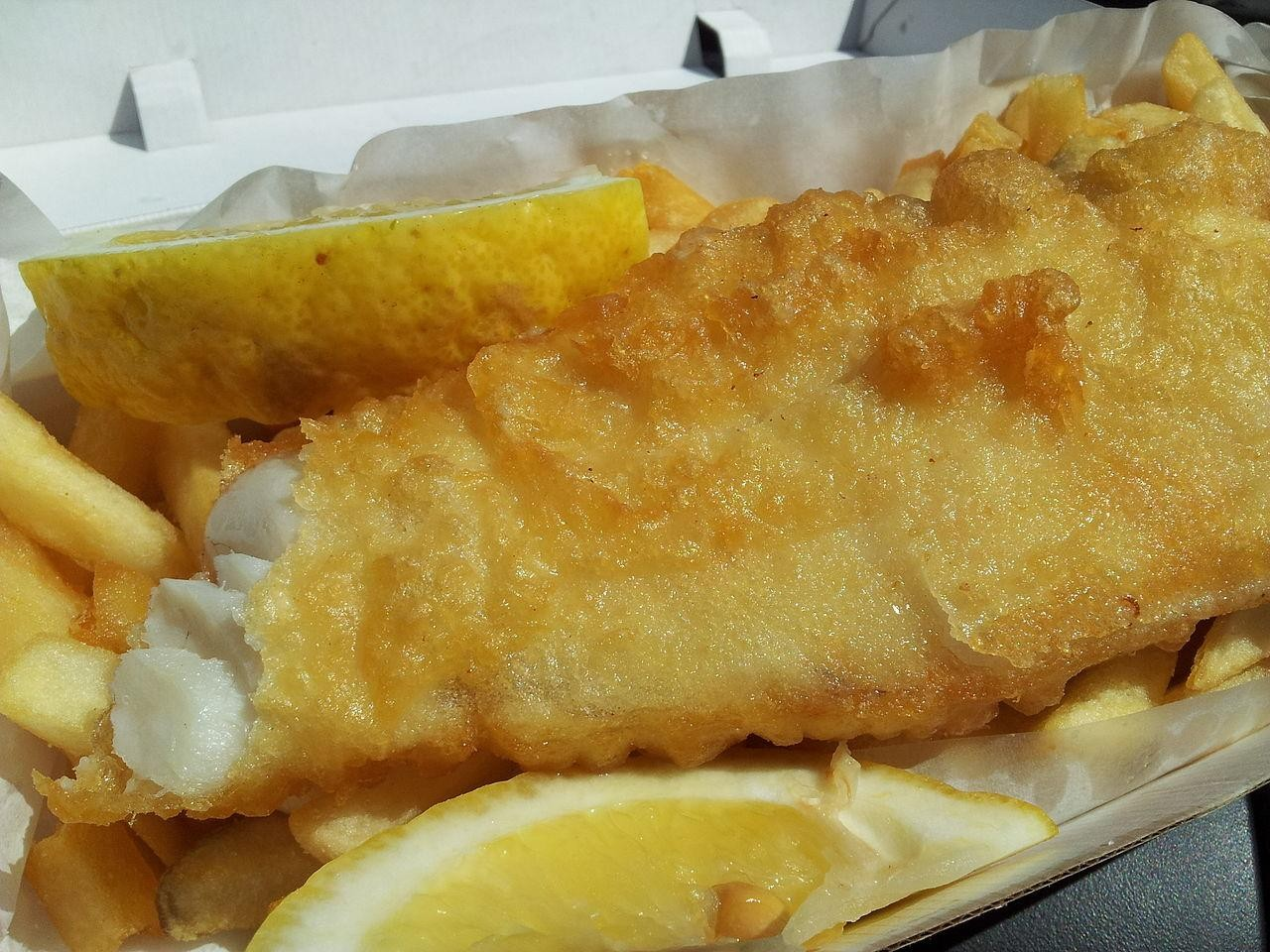 Fish and Chips - High turnover good profit