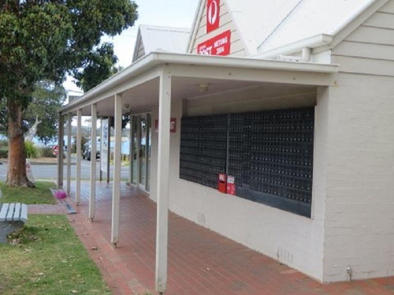 Metung Post Office Sea Change GJA